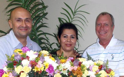 Flower Selection Team